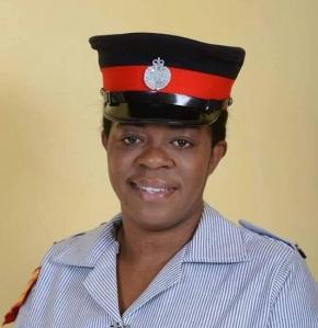 Detective Sergeant Ava Lindo